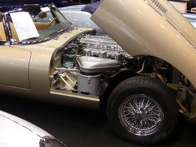 Moteur Jaguar