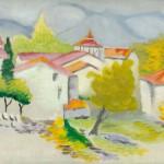 village-de-montagne
